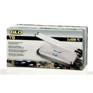 Hagen Glo Double Light Starter Glomat 40w Watt For Aquariums Ballast Unit
